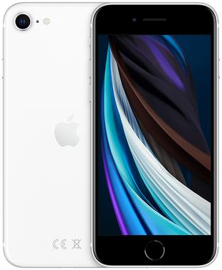 Apple iPhone SE 128GB White (gen 2)
